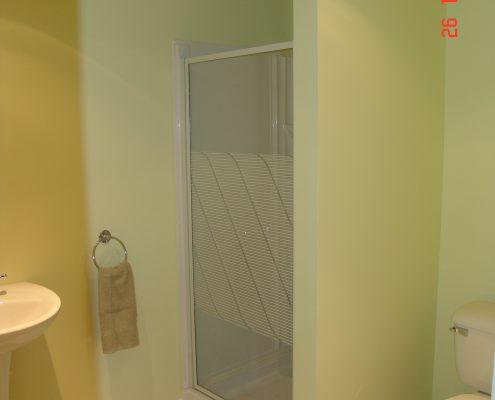 bathroom construction ideas