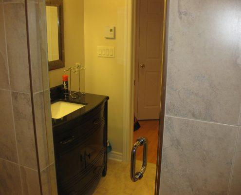 need bathroom remodel
