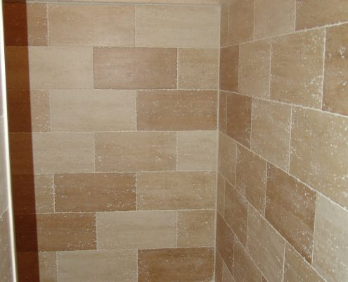 small shower remodel cost