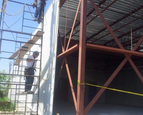 Industrial Remodeling