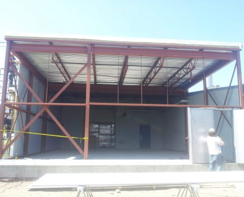 Warehouse Construction and Remodeling